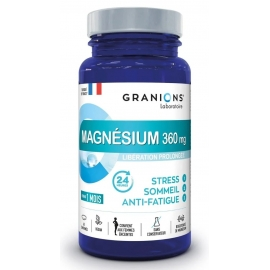 Granions Magnésium 60 comprimés