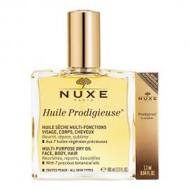 Nuxe Huile Prodigieuse 100 ml + Parfum Prodigieux