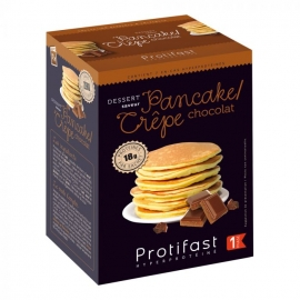 Protifast Crêpes/Pancakes Chocolat x 7 sachets