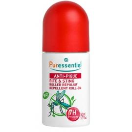 Puressentiel Roller Répulsif Anti-Pique Bio 50 ml