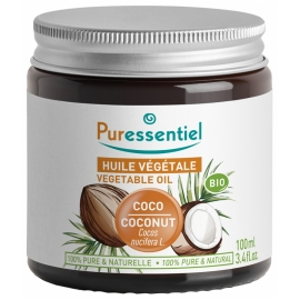 Puressentiel Huile Végétale Coco Bio 100 ml