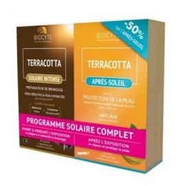 Biocyte Terracotta Soleil 30 capsules + Après soleil 10 sticks
