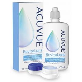 Acuvue Revitalens Solution décontaminante 100 ml