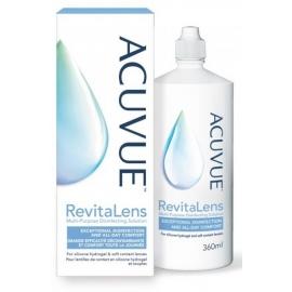 Acuvue Revitalens Solution décontaminante 360 ml