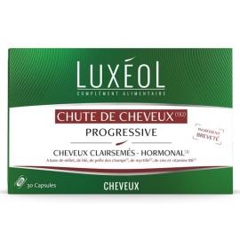 Luxeol Chute de cheveux Progressive 30 capsules