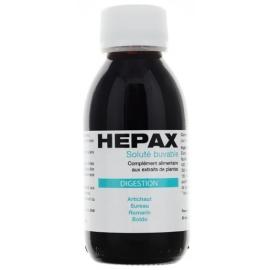 Hepax Soluté Buvable Digestion 125 ml