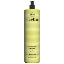 Rose Baie Shampoing Gamme Coco 500ml