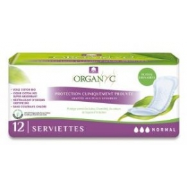 Unyques Organyc fuites urinaires 12