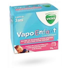VICKS VAPOENFANT BAUME DE MASSAGE 50 G