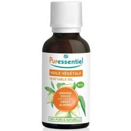 PURESSENTIEL huile vegetale bio amande douce 50ml
