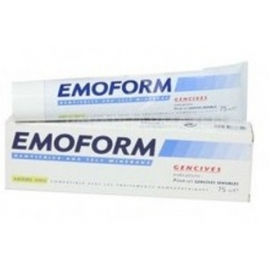 Emoform Dentifrice aux Sels Minéraux - Anis Tube 75 ml