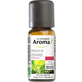 Le Comptoir Aroma Huile Essentielle Menthe Poivrée Bio 10ml
