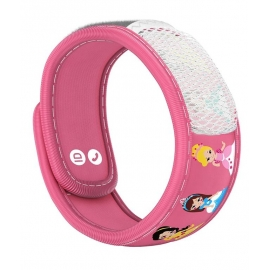 Para'Kito Bracelet Enfant Rose Anti-Moustiques