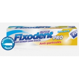 Fixodent Pro Soin Anti-particules Tube 40 g
