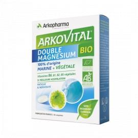 Arkopharma Arkovital BIO Double Magnésium