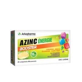 Arkopharma Azinc Énergie Booster 20 comprimés