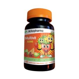 Arkopharma Azinc Gommes Vitaminées