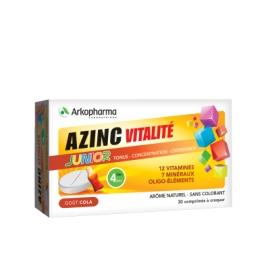 Arkopharma Azinc  Vitalité Junior (Cola) x30