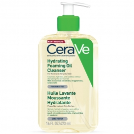 Cerave Huile Lavante Moussante Hydratante 473 ml