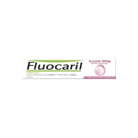 Fluocaril Dentifrice Bi-Fluoré Sensibilité 75 ml