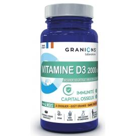 Granions Vitamine D3 2000 UI 30 comprimés