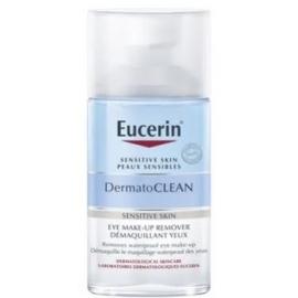 Eucerin DermatoCLEAN Démaquillant Yeux - 125ml