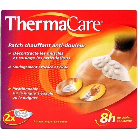 Thermacare Patch Chauffant Antidouleur Nuque 2 Patchs