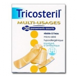 Tricosteril Multi-usage 30 Pansements