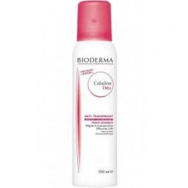 Bioderma Crealine Anti-transpirant Peaux Sensibles Spray 150 ML