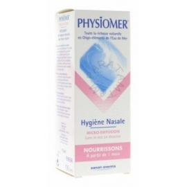 Physiomer Solution Nasale Bebe 115 ml
