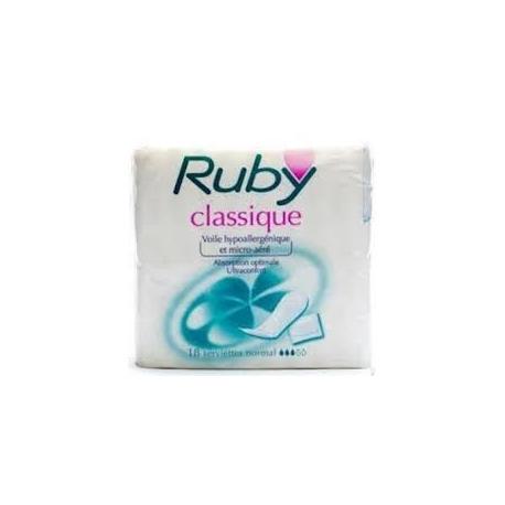 Ruby Classique x 16 Serviettes