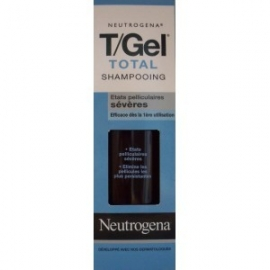 Neutrogena Shampooing T/gel Total Etats Pelliculaires Severes 125 ML