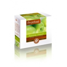 Protifast Barre Proteinee Pomme Yaourth X 7
