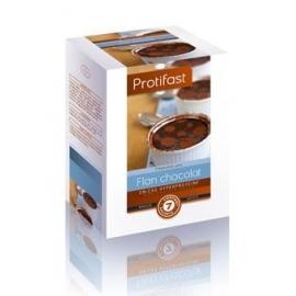 Protifast En-cas Hyperproteine Preparation Pour Flan Chocolat 7 Sachets