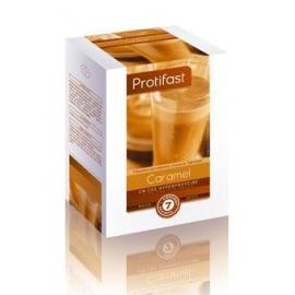 Protifast En-cas Hyperproteine Preparation Pour Dessert Caramel 7 Sachets