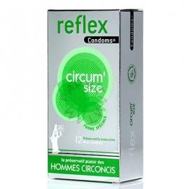 Reflex Circum'size 12 préservatifs