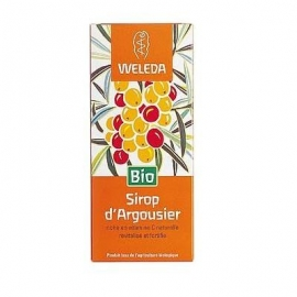 Weleda Sirop D'argousier Bio 200ml