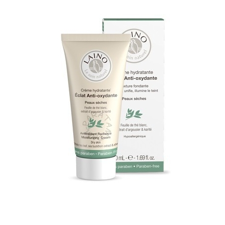 Laino Crème Hydratante Eclat Anti-oxydante 50 ml
