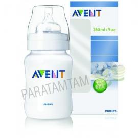 Avent Biberon sans BPA 260 ML