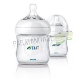 Avent Natural biberon 125 ML  x2