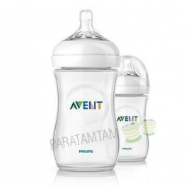 Avent natural biberon 330 ml x2