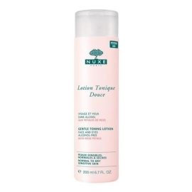 Nuxe Lotion Tonique Douce aux Pétales de Rose  200 ml
