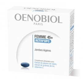 Oenobiol femme 45+ ACTIV'OPC