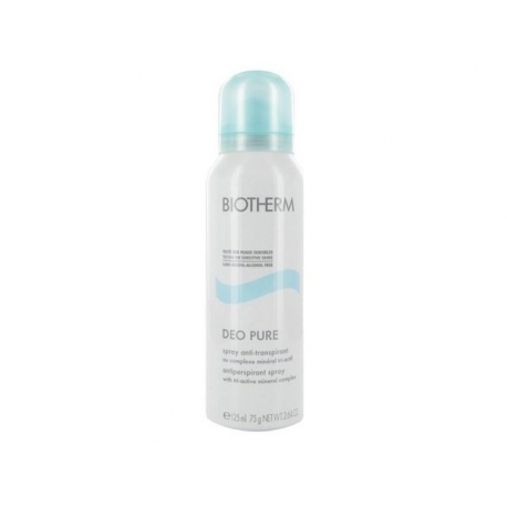 Biotherm Deo Pure Anti-transpirant 125 ml