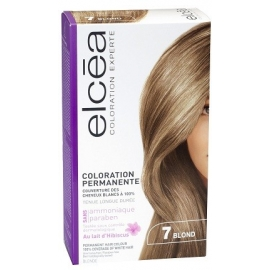 Elcea Coloration Permanente Blond 7