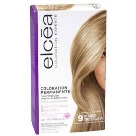 Elcea Coloration Permanente Blond Très Clair 9