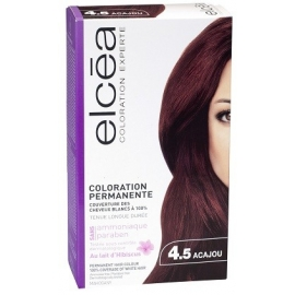 Elcea Coloration Permanente Acajou 4.5
