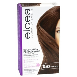 Elcea Coloration Permanente Chocolat 5.53