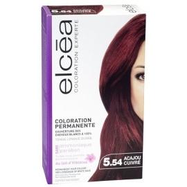 Elcea Coloration Permanente Acajou Cuivré 5.54