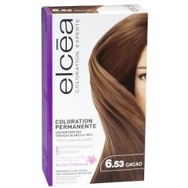 Elcea Coloration Permanente Cacao 6.53